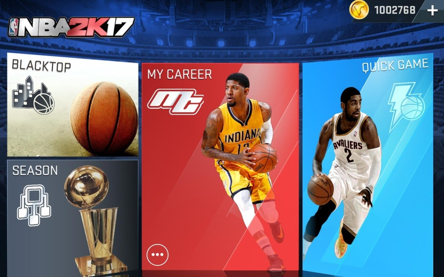 NBA 2K17 Android image 6