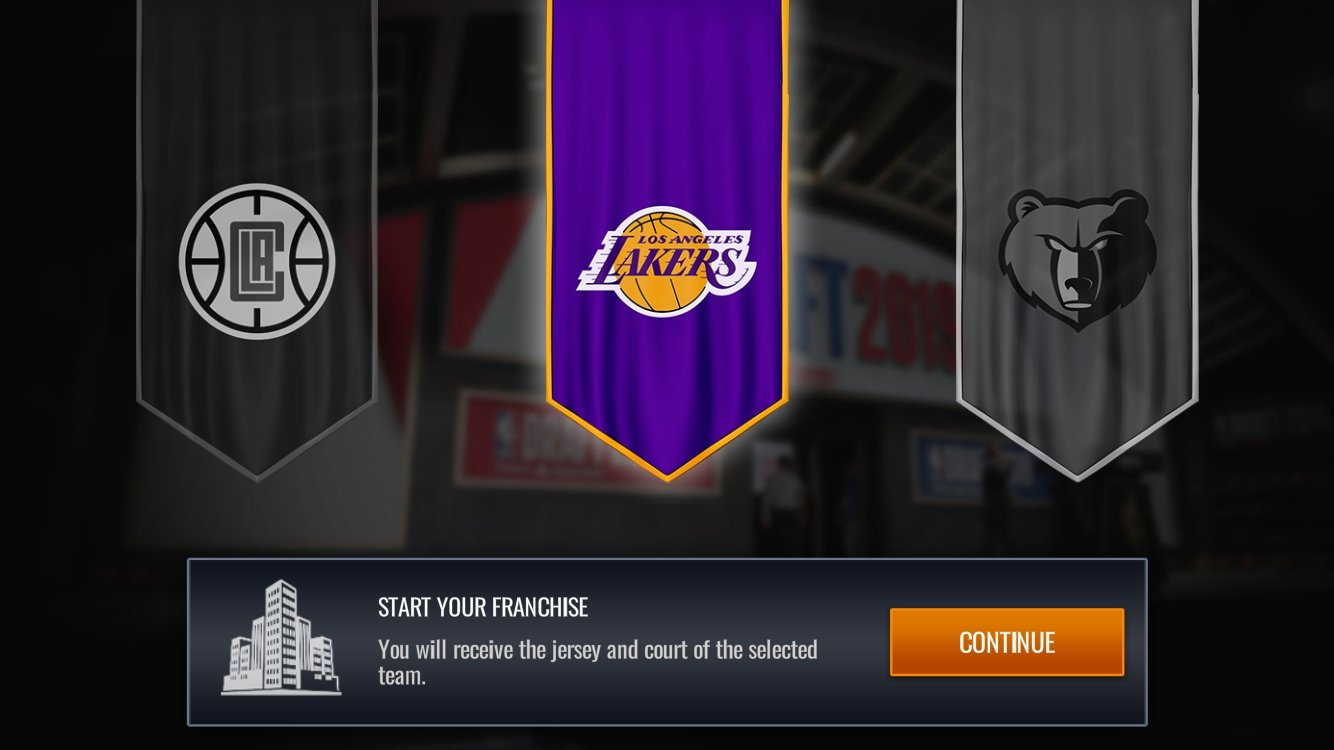 NBA LIVE Mobile - Download for iPhone Free