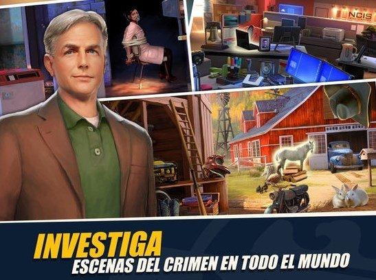NCIS: Hidden Crimes iPhone image 5