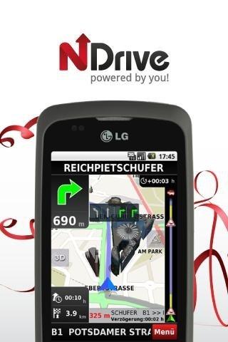 NDrive Iberia Android image 5