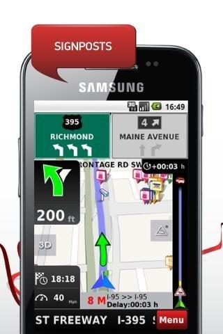 ndrive mapa espanha NDrive Iberia 11.4.06   Baixar para Android APK Grátis ndrive mapa espanha