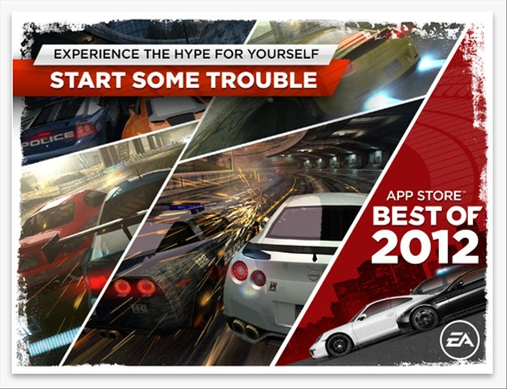 Nfs Most Wanted 2012 Crack File Free Download