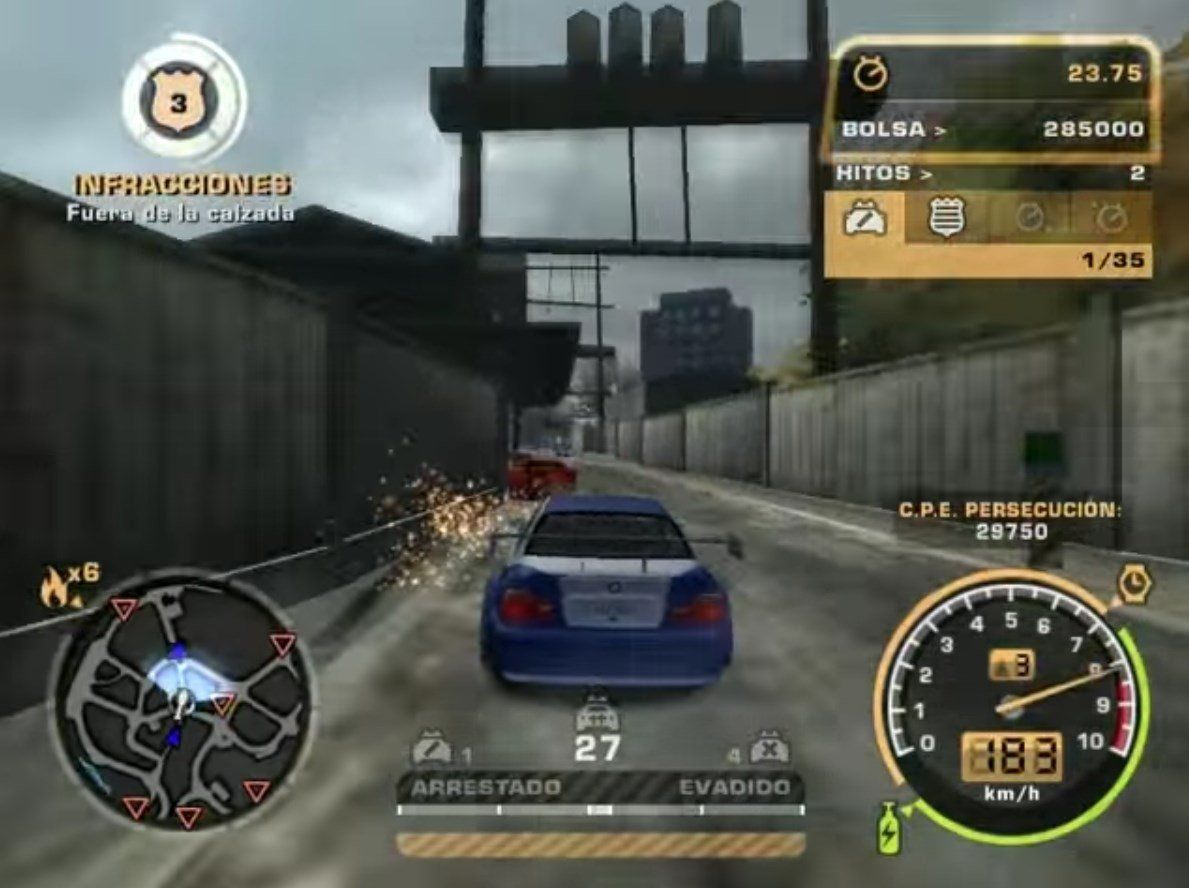 need for speed most wanted 2005 01net