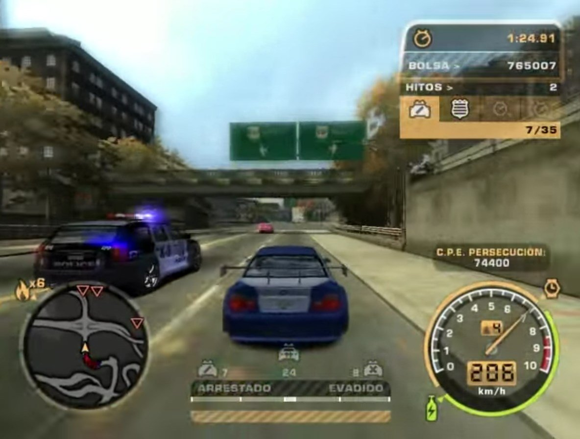 Descargar need for speed most wanted para pc gratis en for Juego nfs most wanted