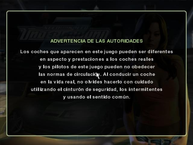 Need for Speed Underground 2 - Download for PC Free