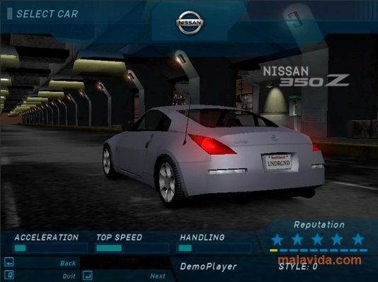 Need For Speed Underground Download For Pc Free