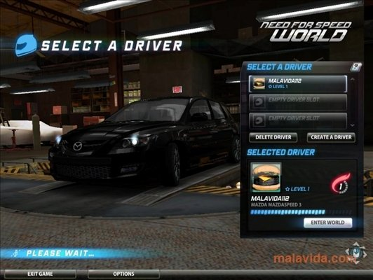 Need for Speed World - Download for PC Free