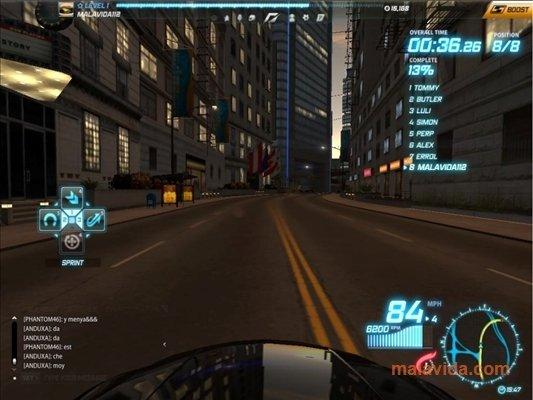 need for speed world descargar