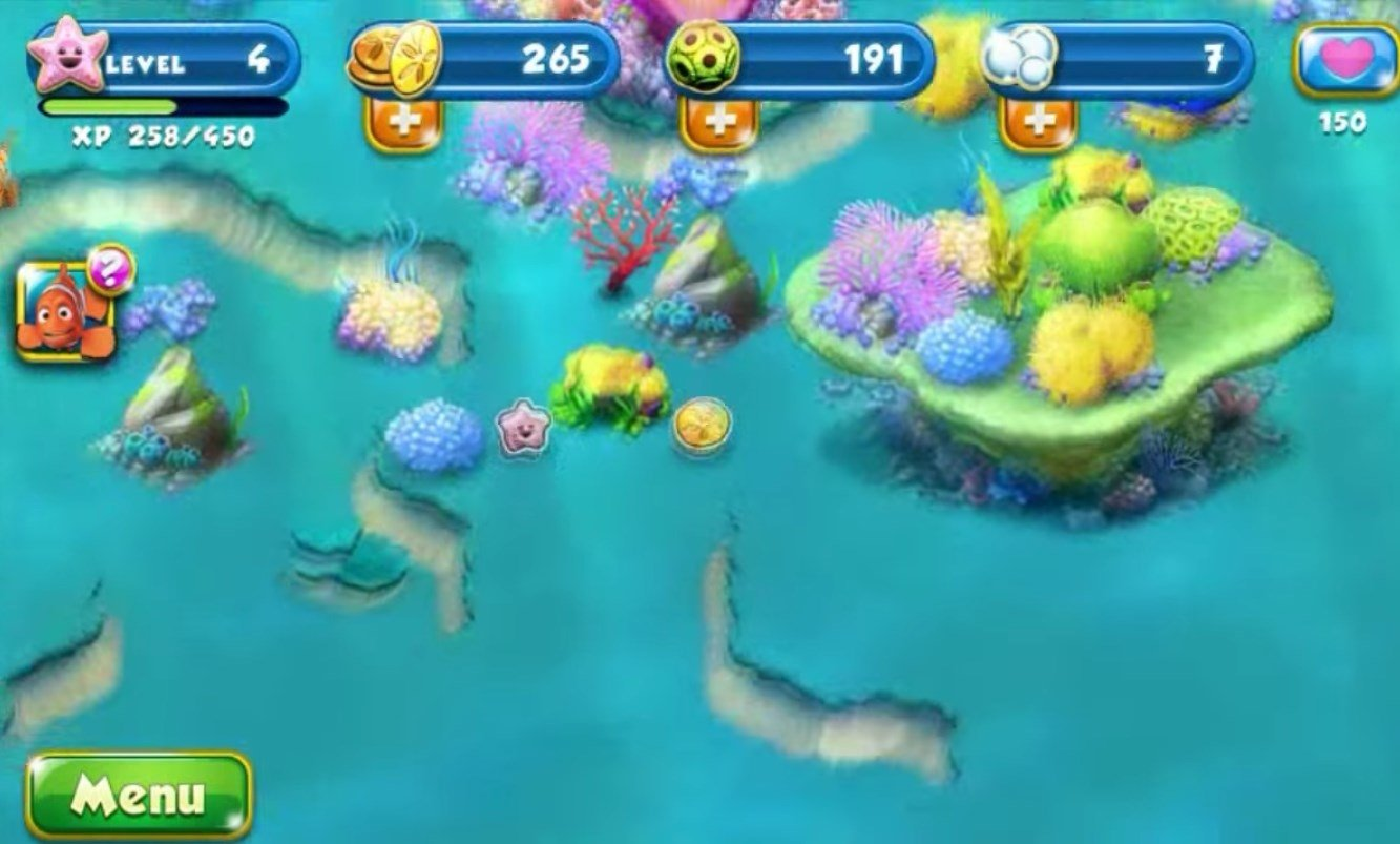 Nemo's Reef Android image 6