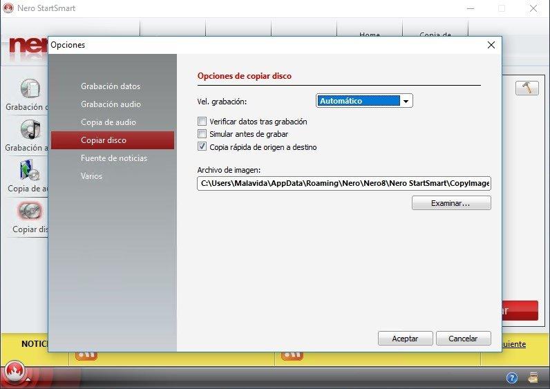 descargar nero 8 para pc gratis en espa ol rh malavida com MSN Em Portugues Versao Em Portugues