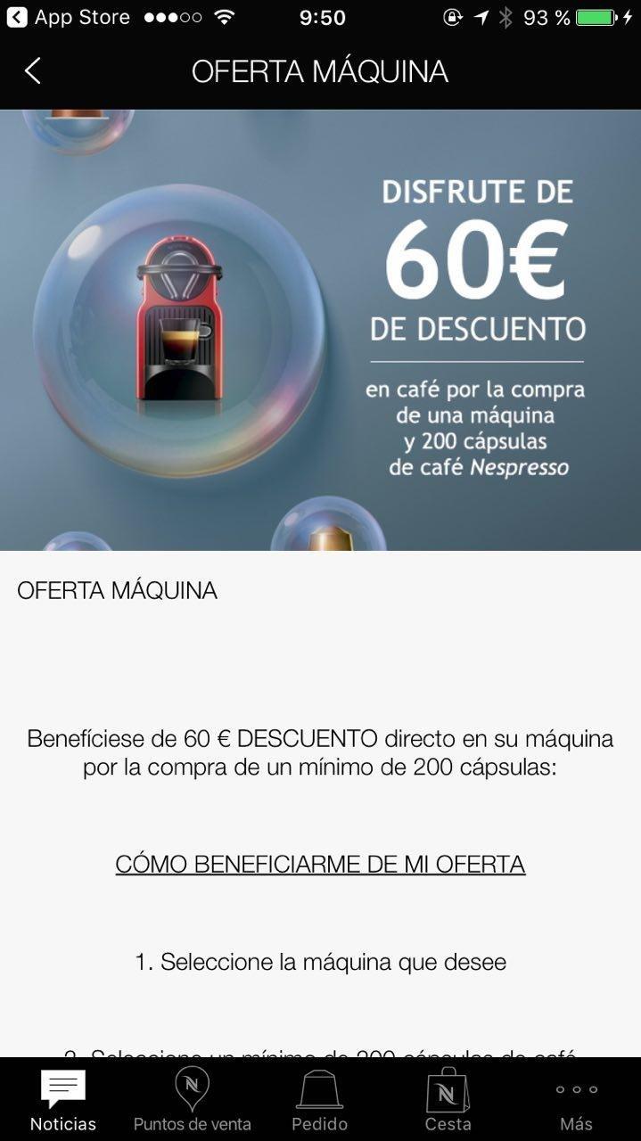 Nespresso iPhone image 7
