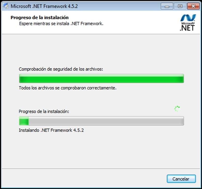 .NET Framework 4.5 .2