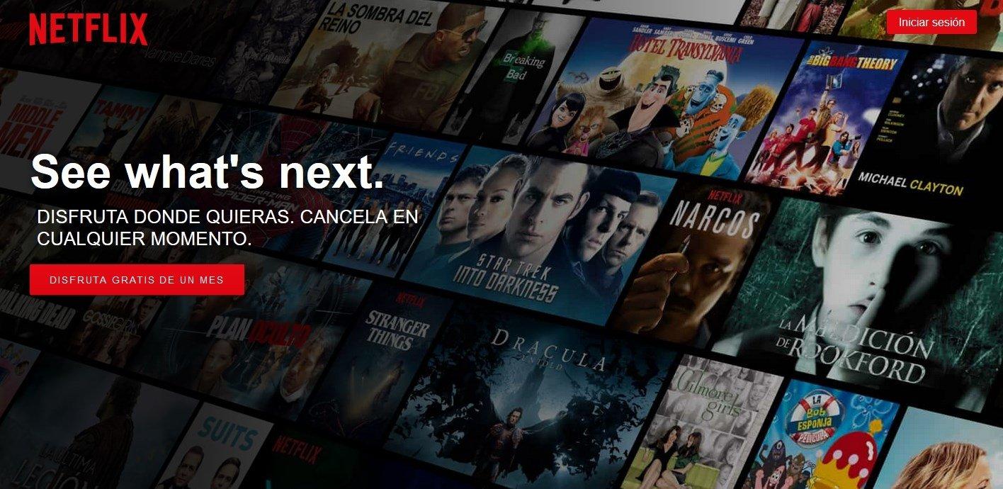 Netflix Webapps image 3