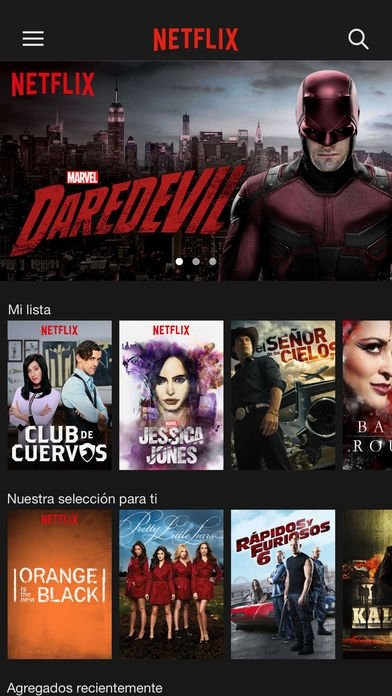 Netflix iPhone image 5