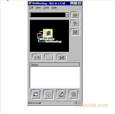 windows netmeeting Netmeeting runs on windows 95, windows 98, and windows nt/2000, platforms it is it is used for communication and collaboration across the internet or.