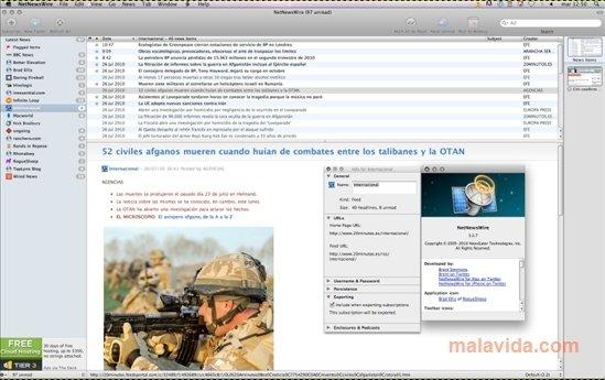 NetNewsWire Mac image 4