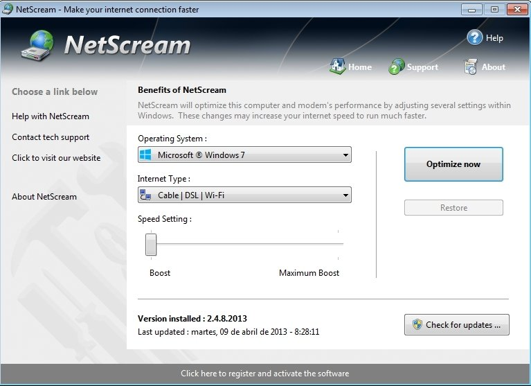NetScream image 4