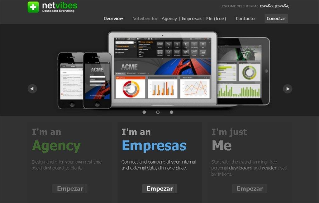 Netvibes Webapps image 8