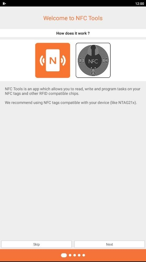 telecharger nfc pour android