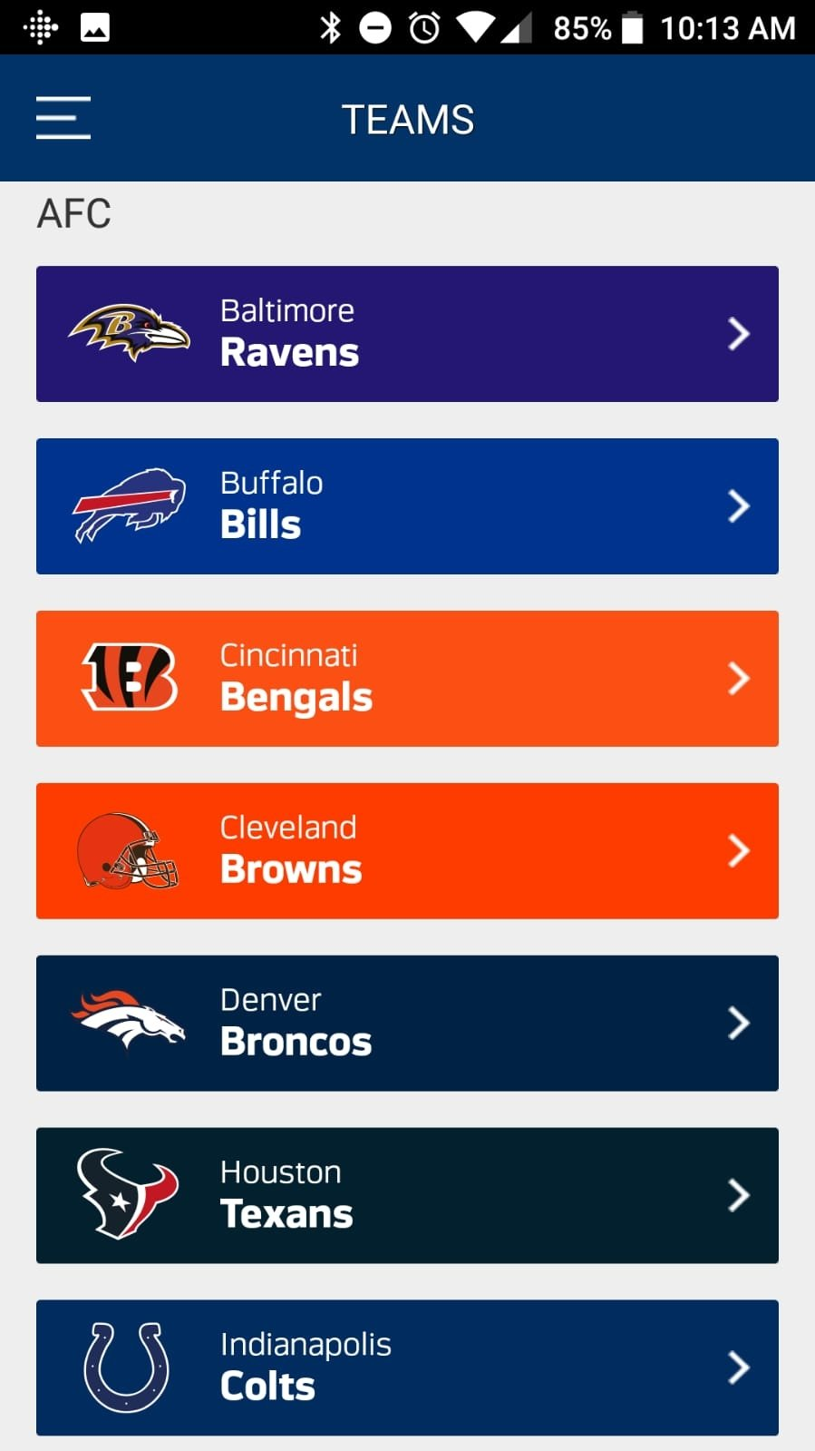 be38d76096c NFL Game Pass Europe 1.4.3 - Download for Android APK Free