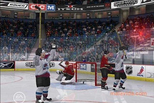 hockey simulator pc