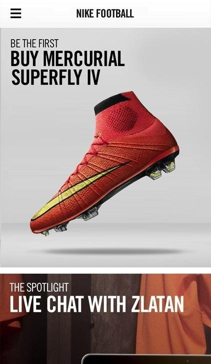 Nike Football Android image 5