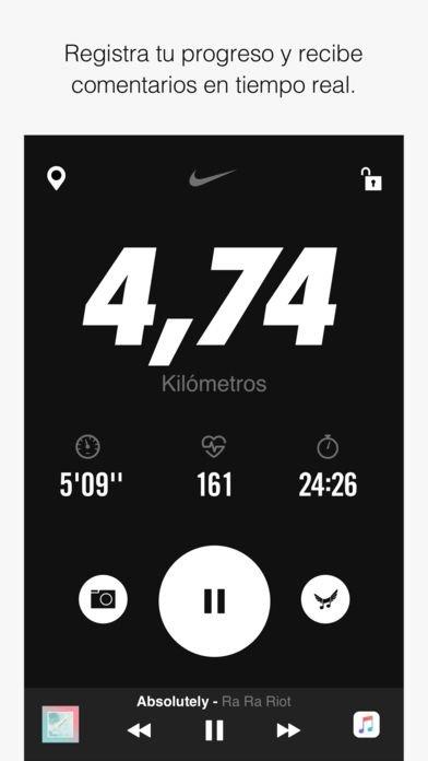 Nike+ Run Club 5.16.0 - Download for iPhone Free 47b30f4c2665