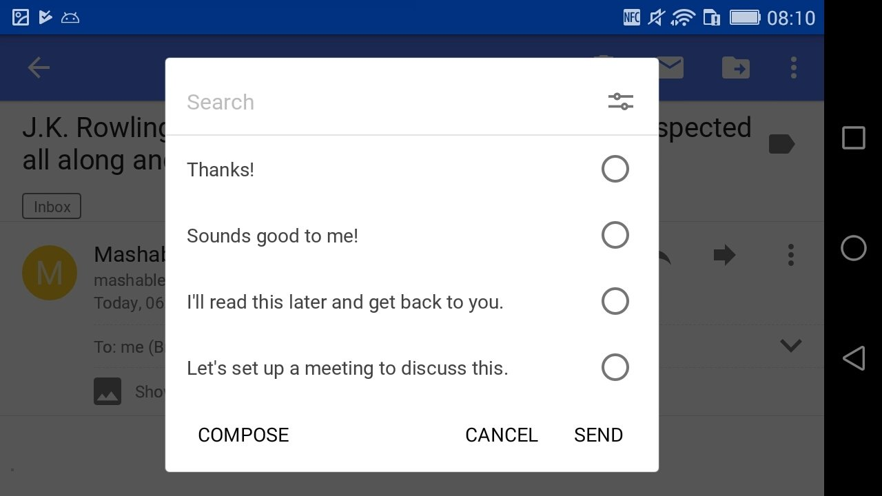 Nine - Email & Calendar 4 5 8d - Download for Android APK Free