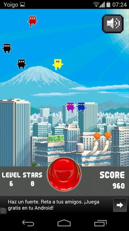 Ninja Invaders 1 0 2 - Download for Android APK Free