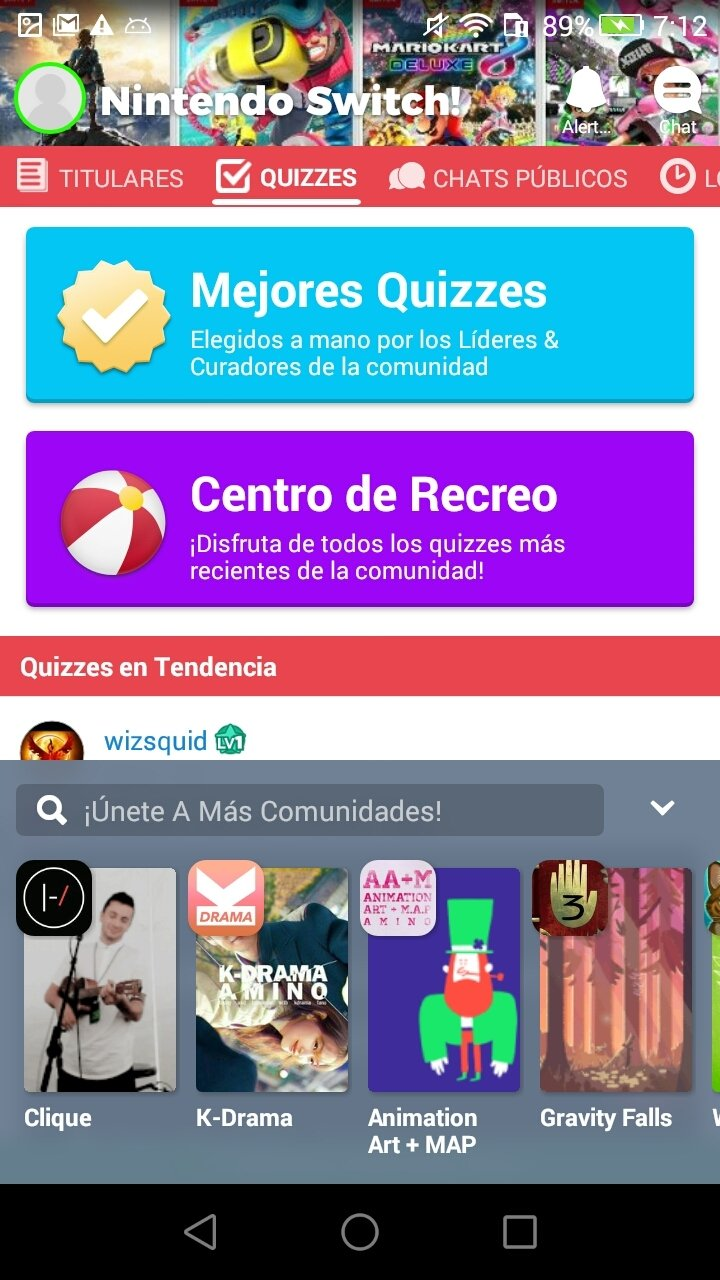 free download nintendo switch amino 1.8.17399 for android