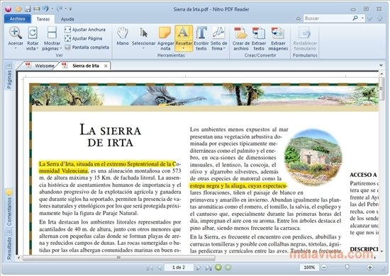 download nitro pdf reader pro free