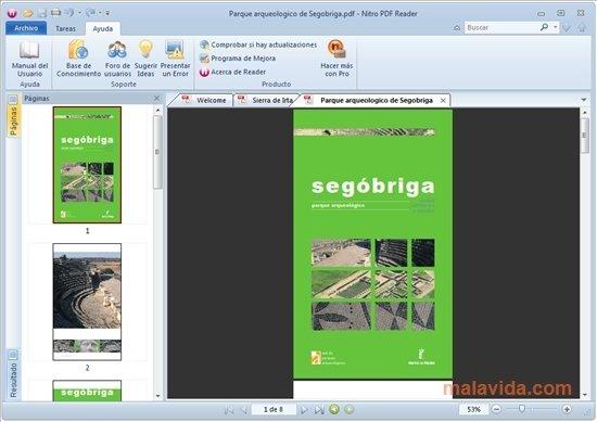 telecharger nitro pdf creator gratuit