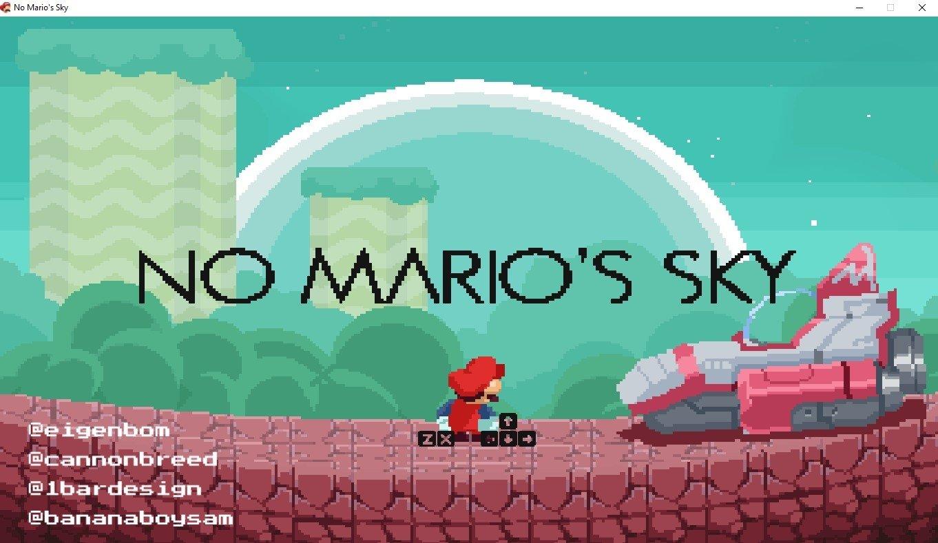 No Mario's Sky image 4