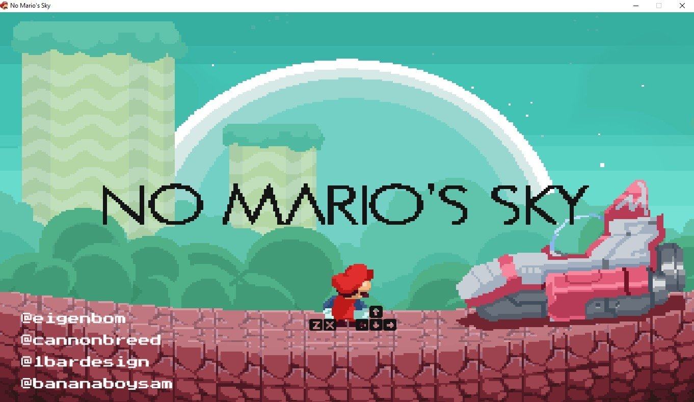 Free Online Platform Games No Download no mario's sky - download for pc free