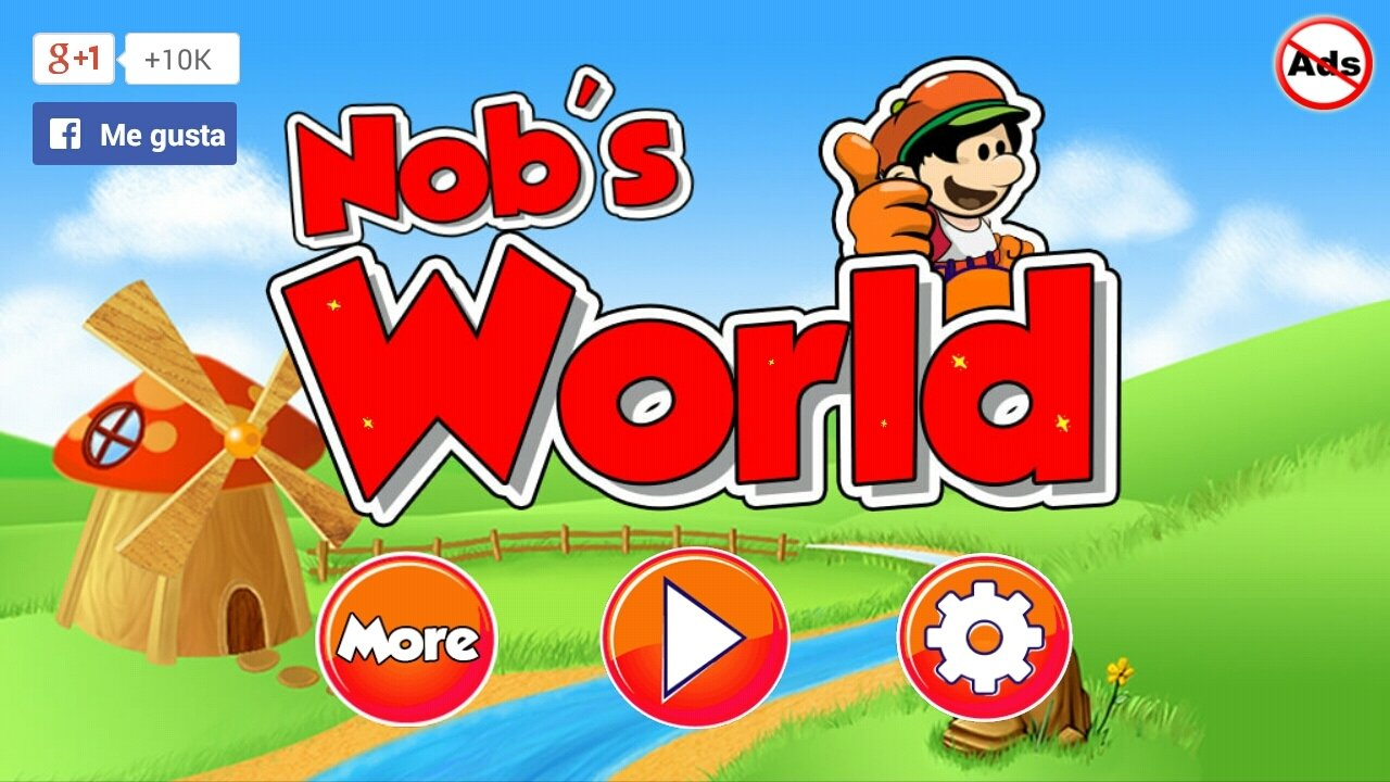 Nob's World - Jungle Adventure Android image 8