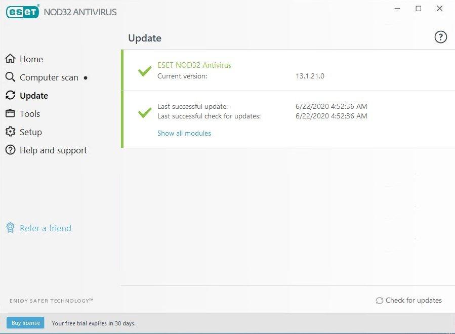 antivirus nod32 malavida