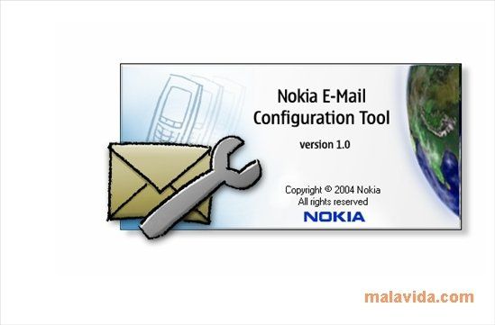 Nokia E-mail Configuration Tool 1 013 - Download for PC Free