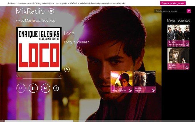 Nokia MixRadio image 5