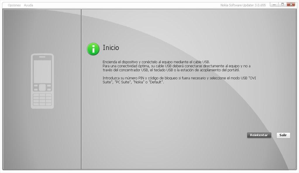 nokia software updater for retail 4.3 2 descargar gratis