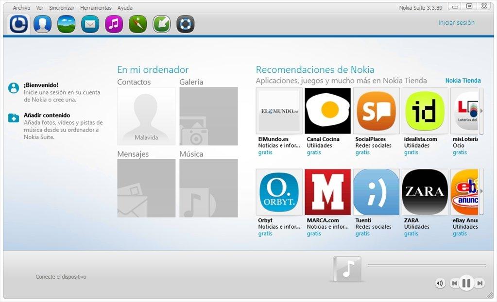 Nokia Suite 3.8.48