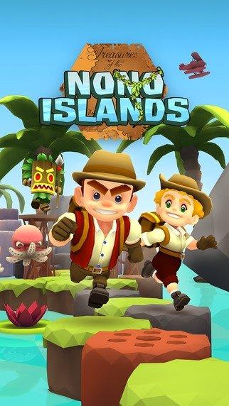 Nono Islands iPhone image 5