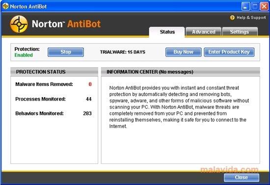 Norton AntiBot image 4