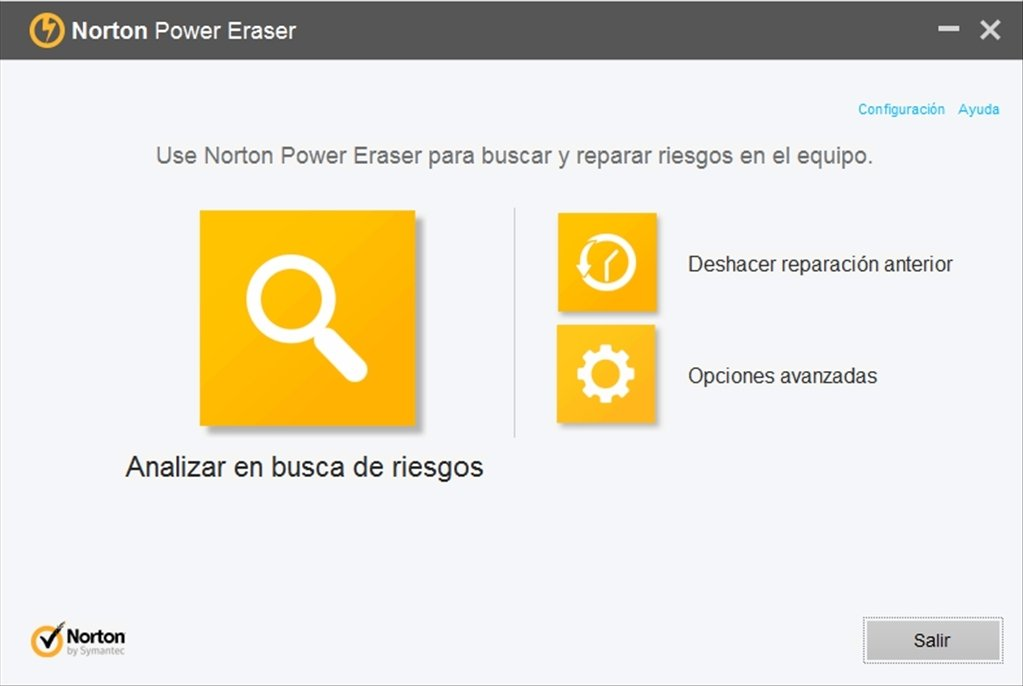 Norton Power Eraser image 3