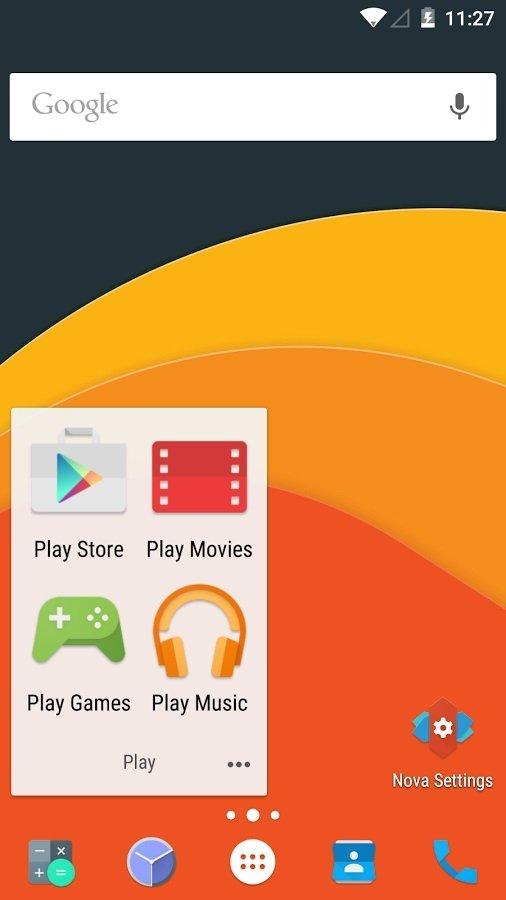 Nova Launcher Prime Android image 7