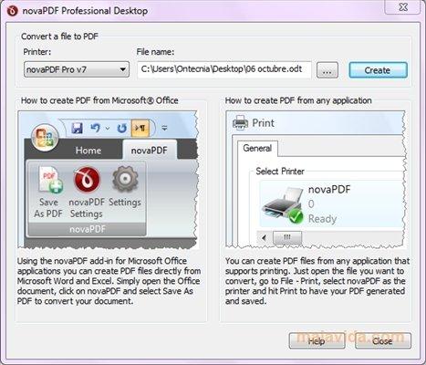 novaPDF Desktop image 5