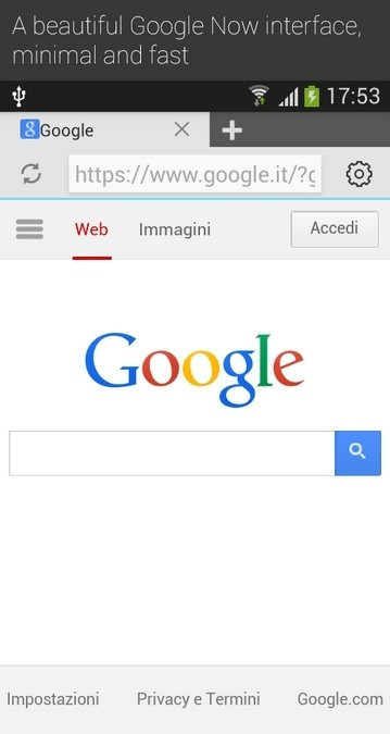 Now Browser Android image 5