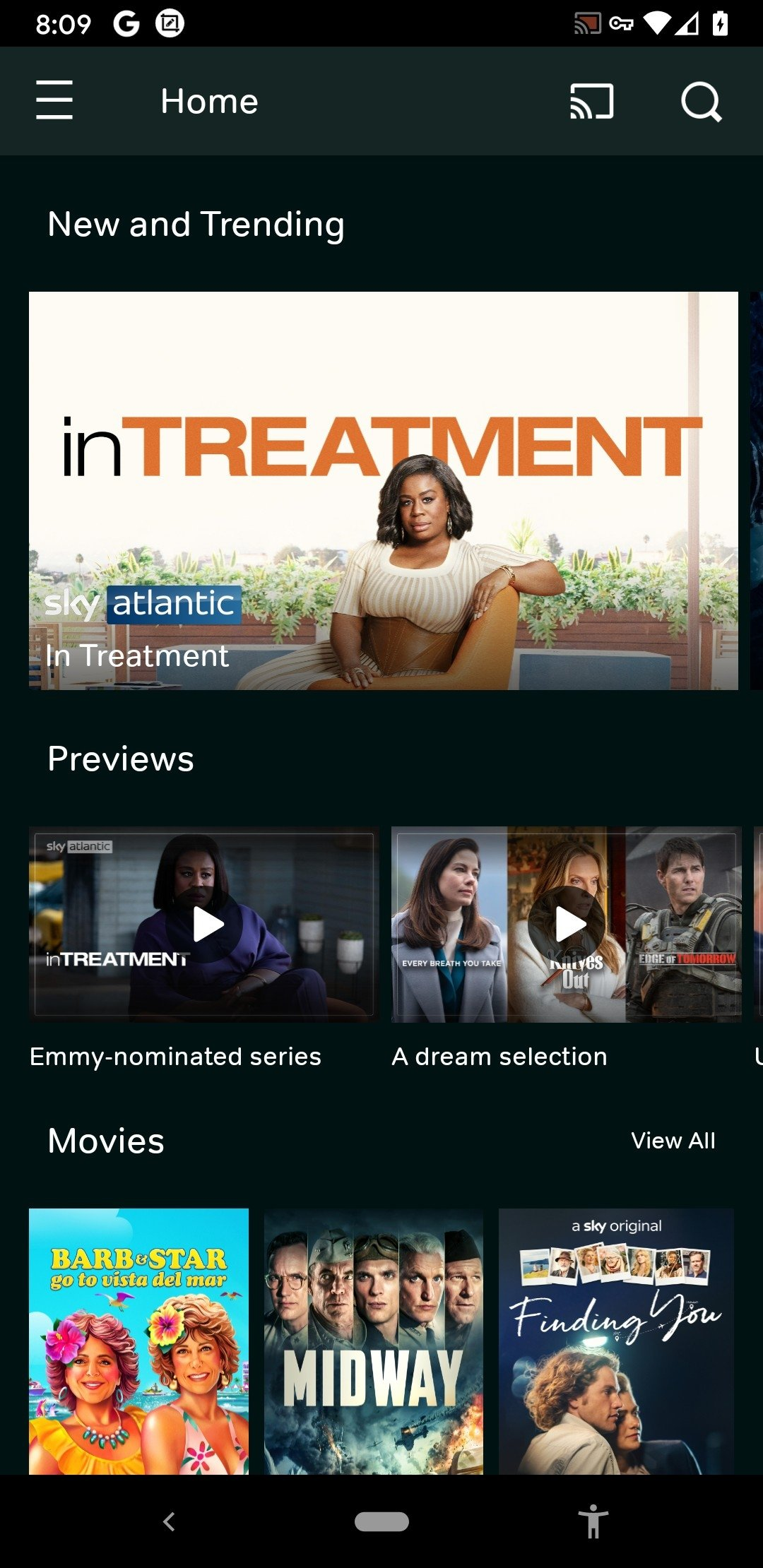 how to download movies on now tv app