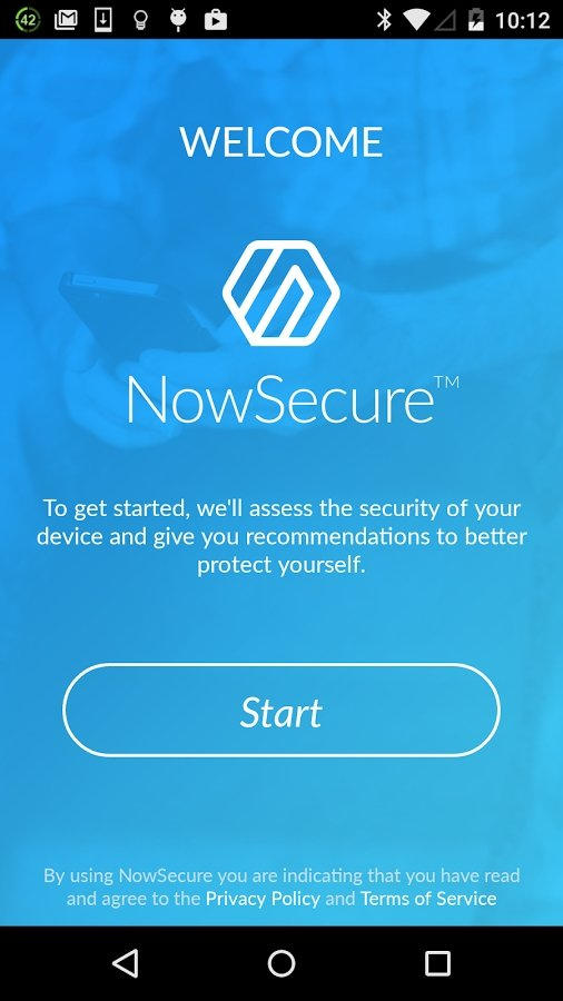 NowSecure Android image 5