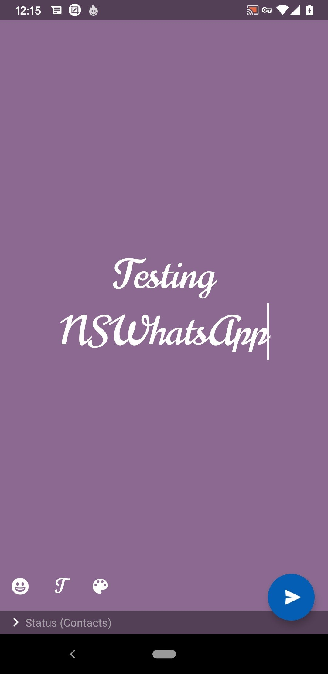 NSWhatsApp 3D 7 99 - Download for Android APK Free