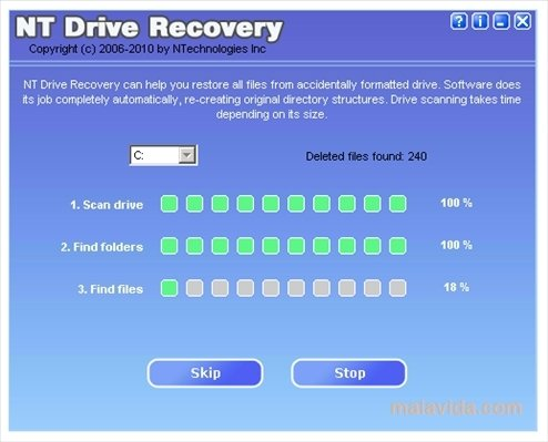 NT Drive Recovery image 4